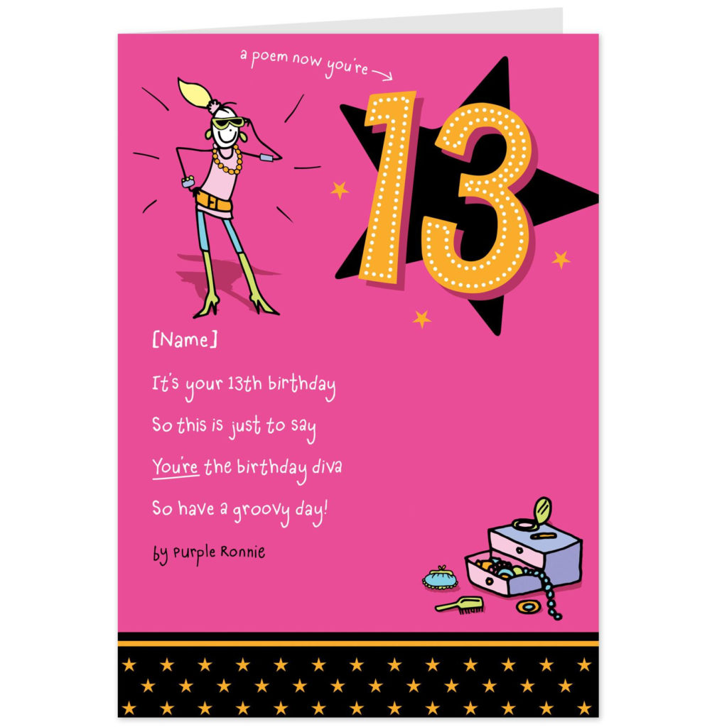 13th Birthday Quotes Funny QuotesGram