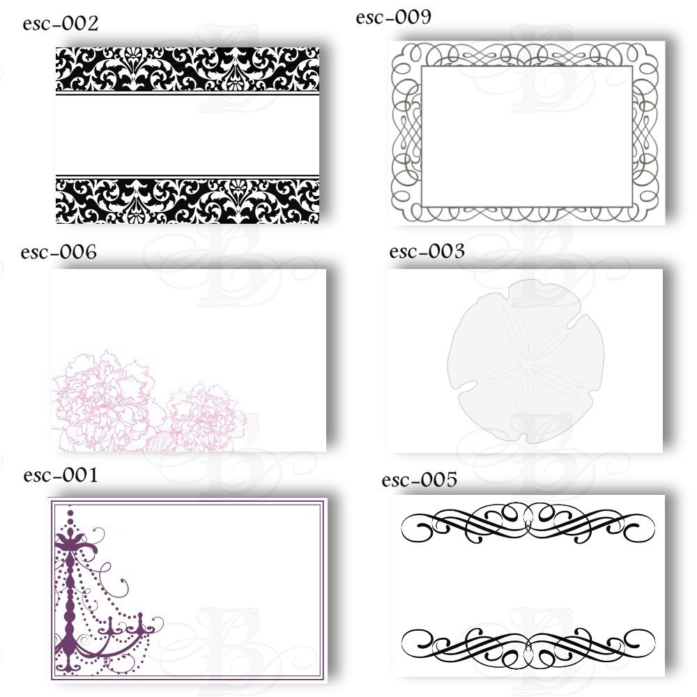 19 Elegant Fun Printable Place Cards KittyBabyLove