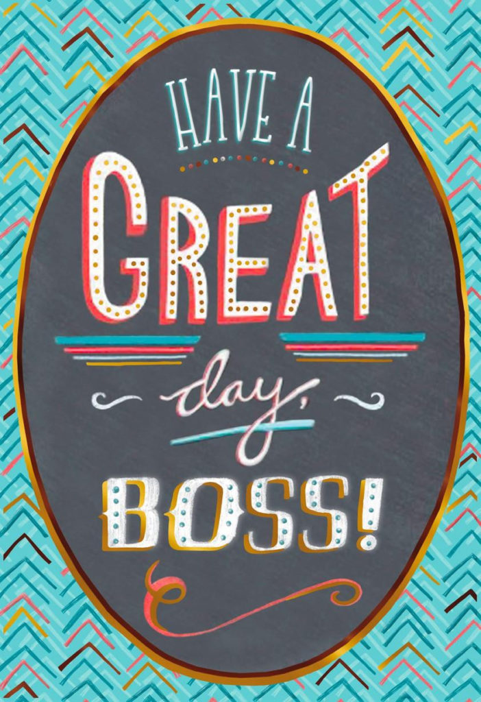 28 Great Boss s Day Cards KittyBabyLove