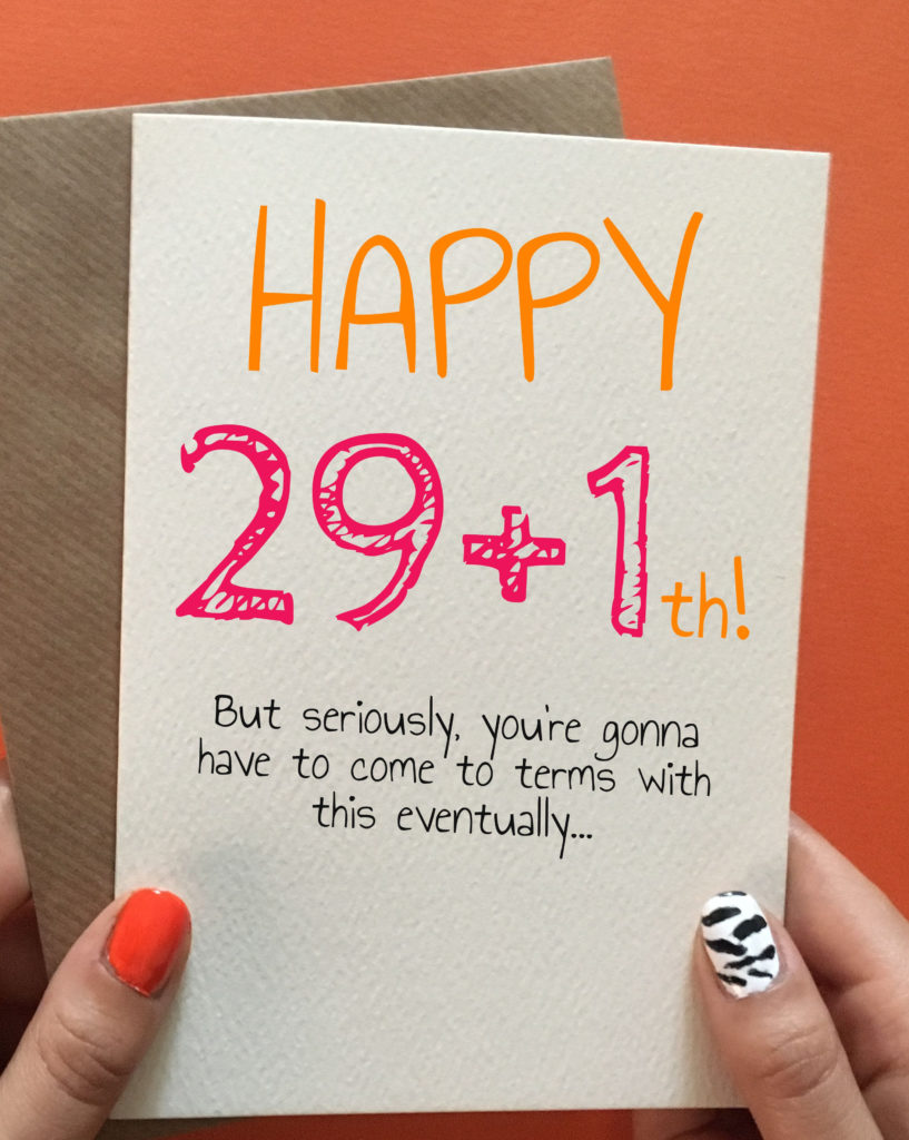 29 1th 30th Birthday Cards Birthday Cards For Him 30th