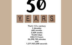 Printable Birthday Cards For 50 Year Old Woman