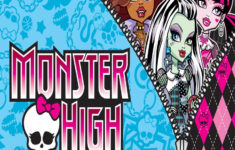6 Best Images Of Monster High Printable Birthday Cards