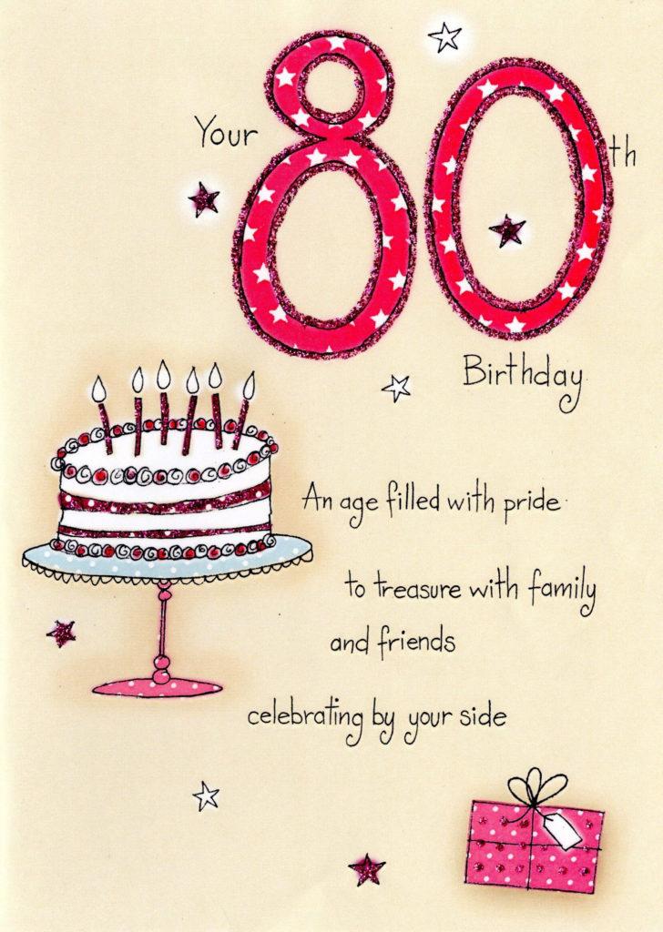 Adult Birthday Invitation 80th Birthday Invitations