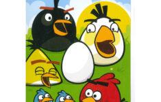 Angry Birds Birthday Card Printable