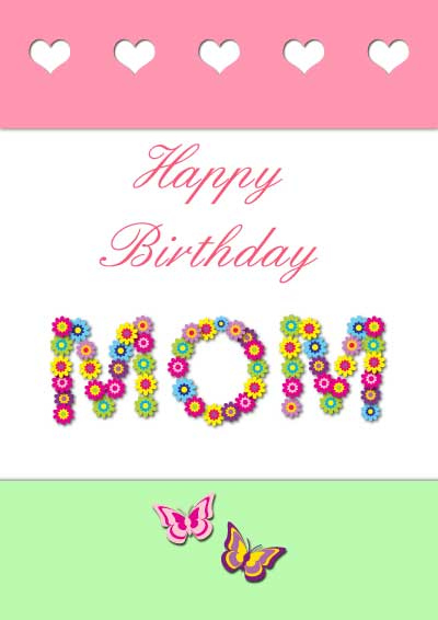 Best Printable Birthday Cards For Mom StudentsChillOut