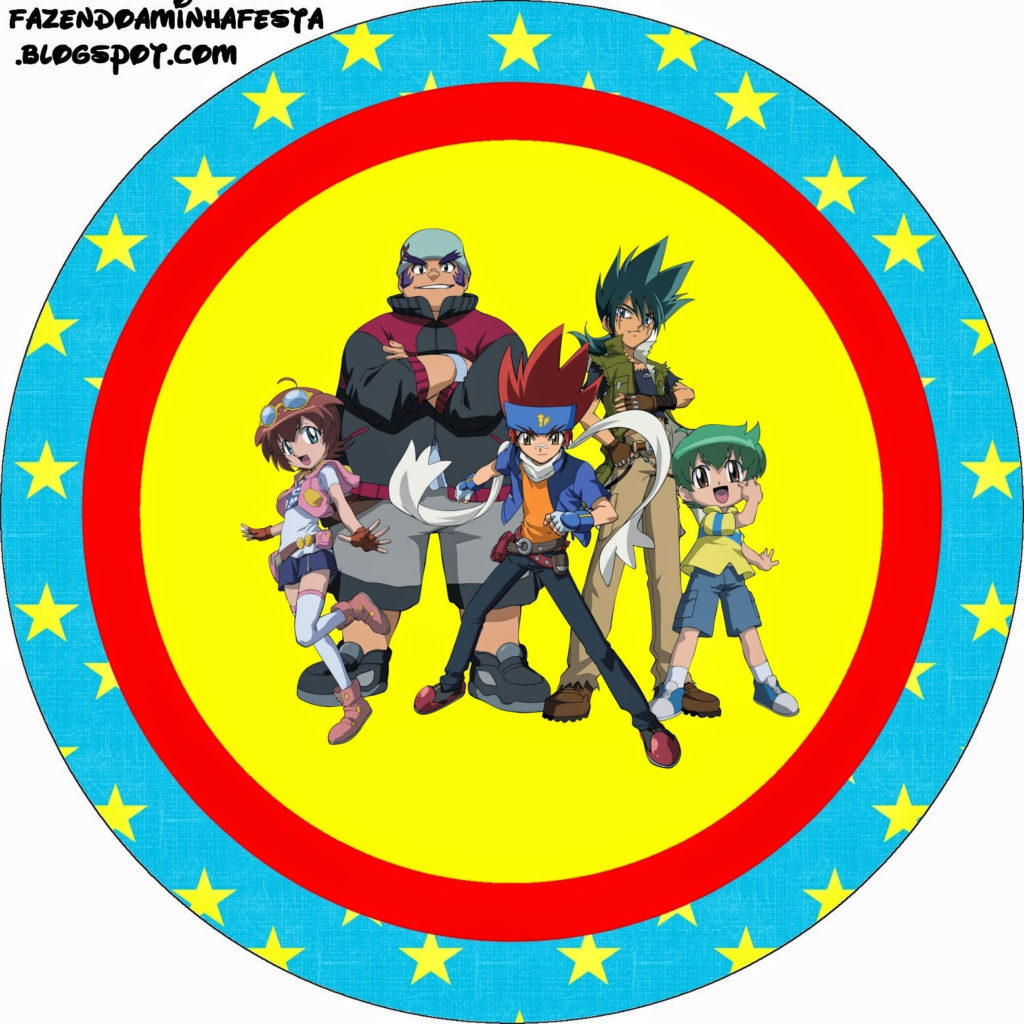 Beyblade Free Printable Candy Bar Labels Oh My Fiesta
