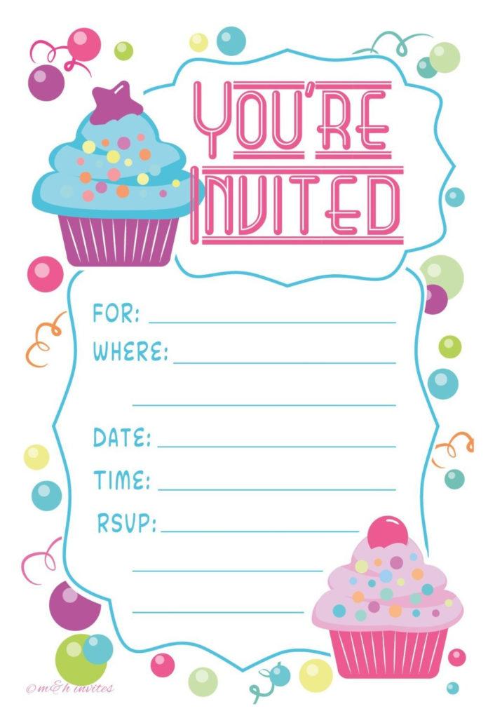 Birthday Invitation Cards Amazon