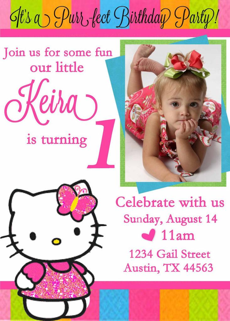 Birthday Invitation Maker Free Printable