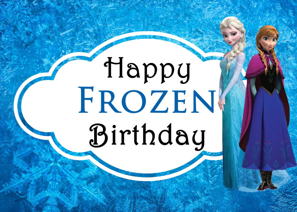 Celebrating Sisters With Disney s Frozen Free Printable