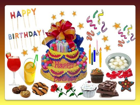 Cheerful Loving Birthday Greeting Free Happy Birthday