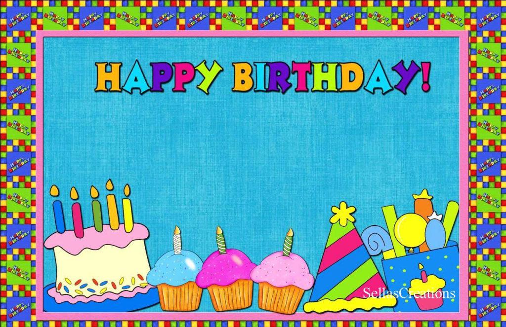Custom Calendars Greeting Cards Custom Birthday Card