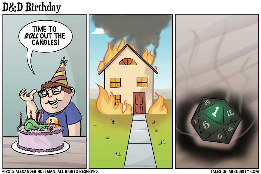 D D Birthday With Images D d Dungeons And Dragons