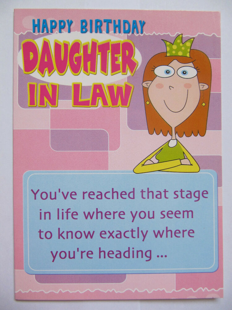 FANTASTIC FUNNY ONE BOUTIQUE TO ANOTHER DAUGHTER IN LAW