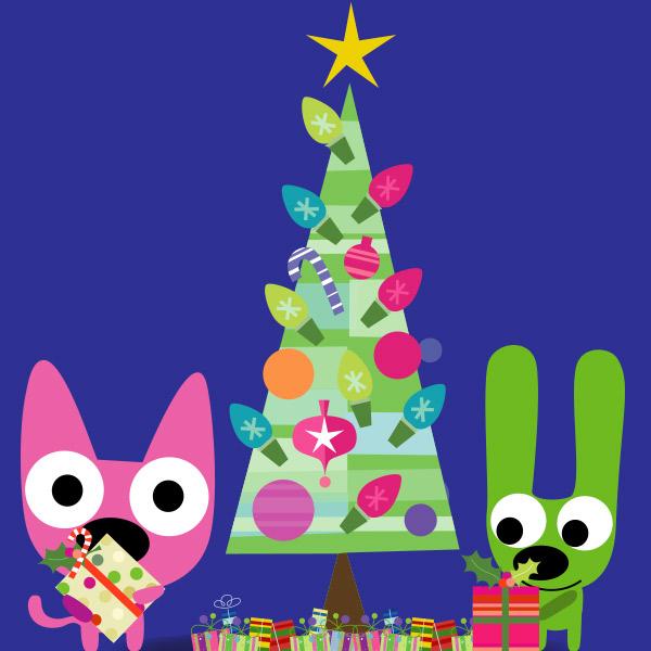 Free Christmas Printables From Hoops And Yoyo Hallmark