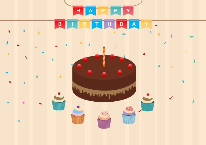 Free Editable And Printable Birthday Card Templates