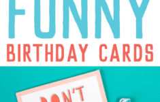 Free Printable Birthday Cards For Adults Funny
