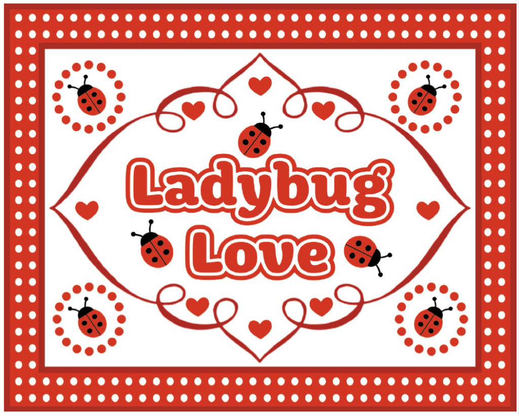 FREE Ladybug Party Printables From Printabelle Catch My