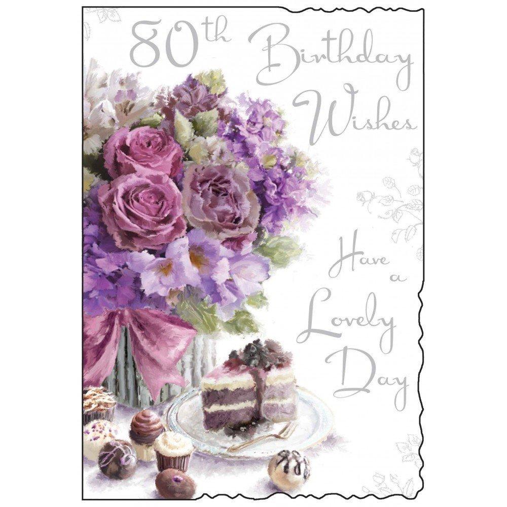 Free Printable 80th Birthday Invitations FREE Printable