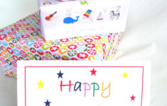 Birthday Place Cards Printable