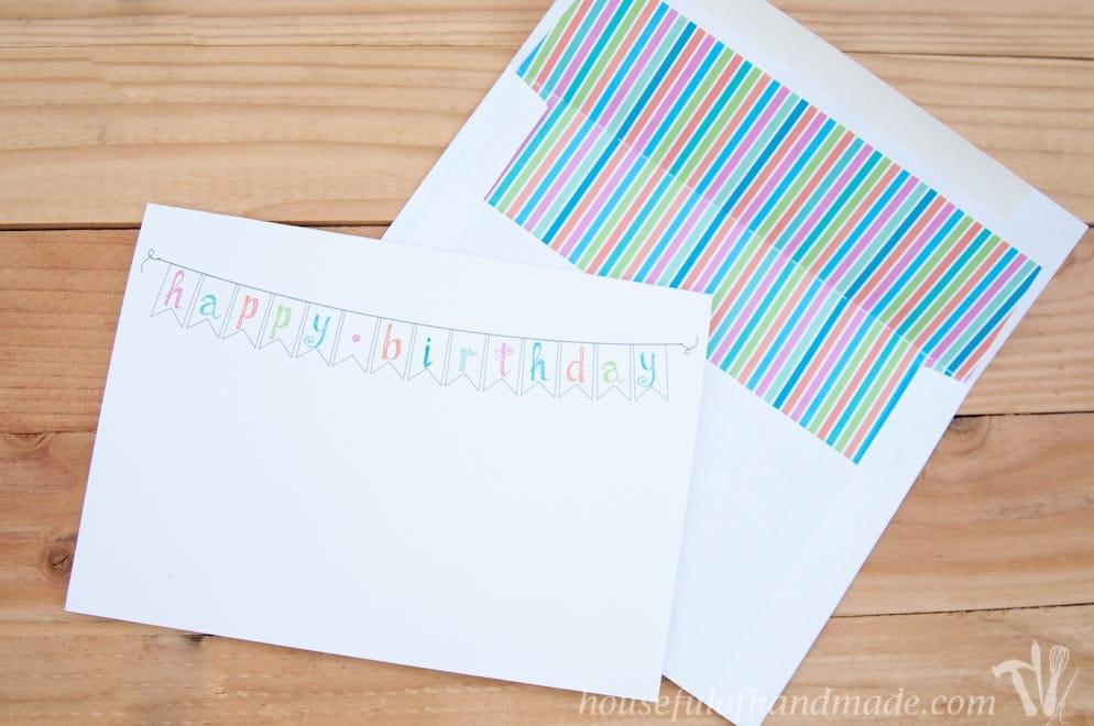 Free Printable Birthday Cards Houseful Of Handmade