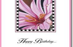 Xerox Printable Birthday Cards