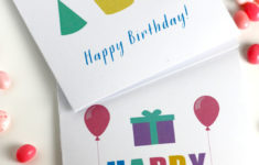 Free Birthday Cards Download Printable