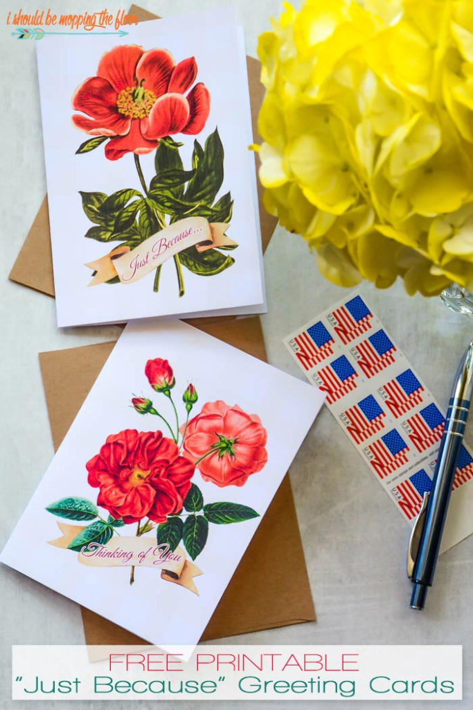 Free Printable Cards For Any Occasion I Should Be