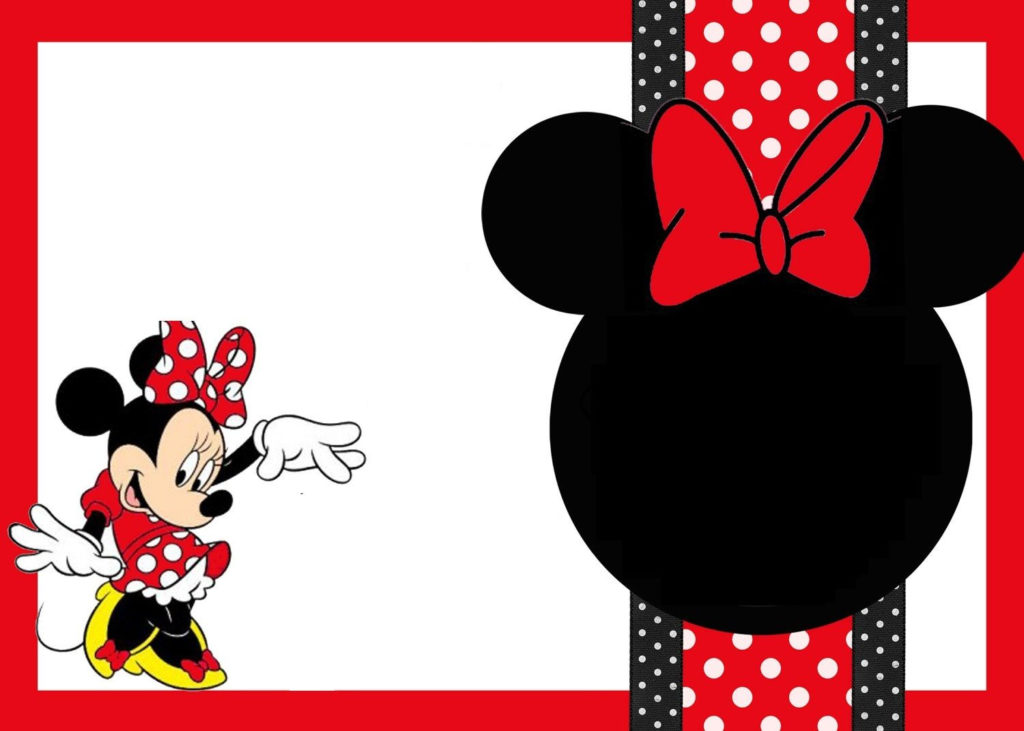 Free Printable Mickey Mouse Birthday Cards Mickey Mouse
