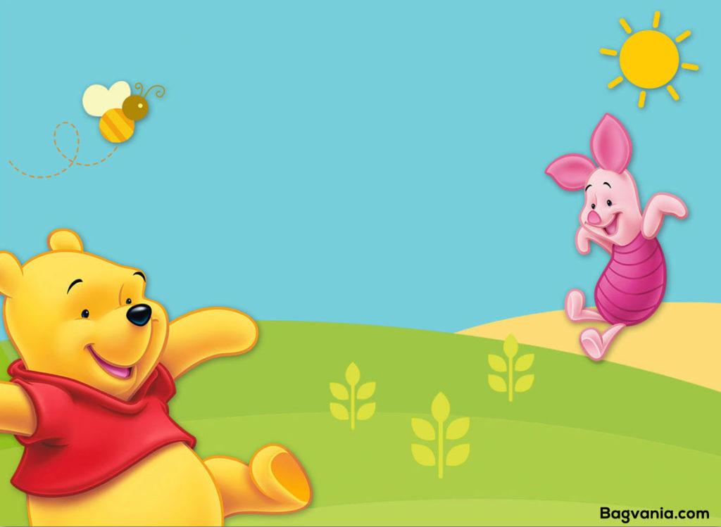 Free Printable Winnie The Pooh Birthday Invitation Wording