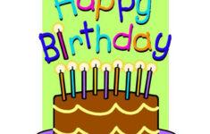 Printable Birthday Cards Microsoft Word