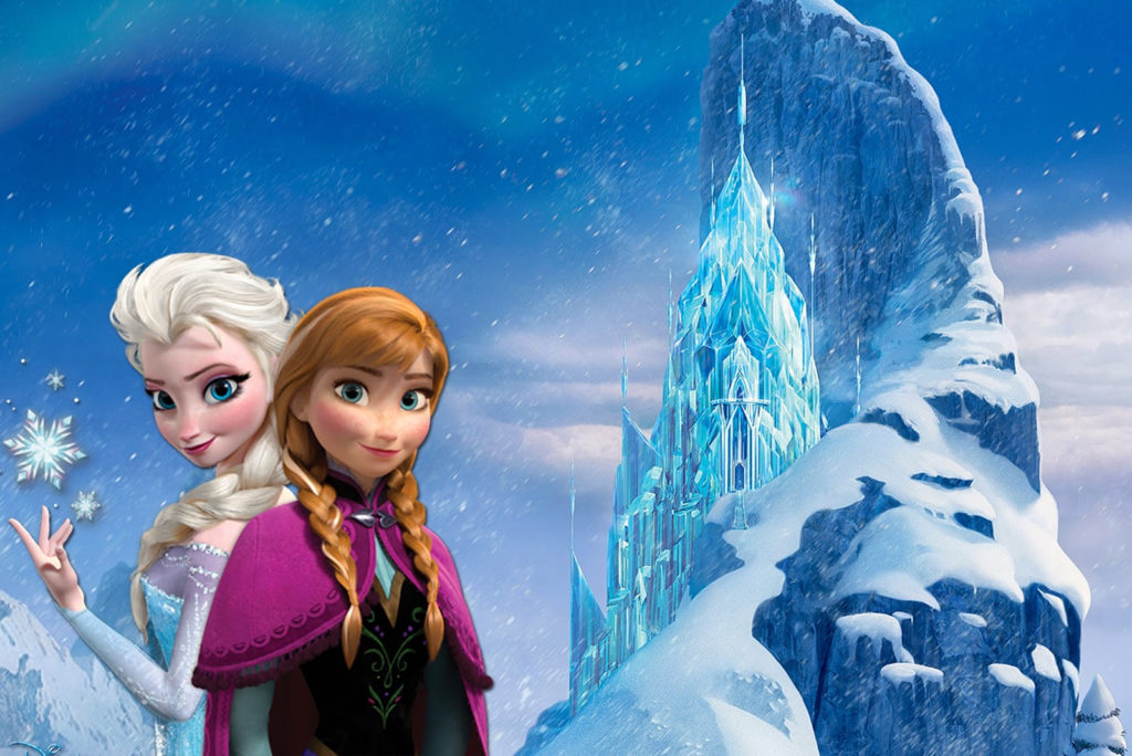 Frozen Free Printable Cards Or Party Invitations Oh My