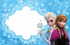 Free Printable Frozen 2 Birthday Cards