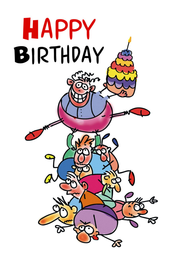 Funny Birthday Free Birthday Card Greetings Island