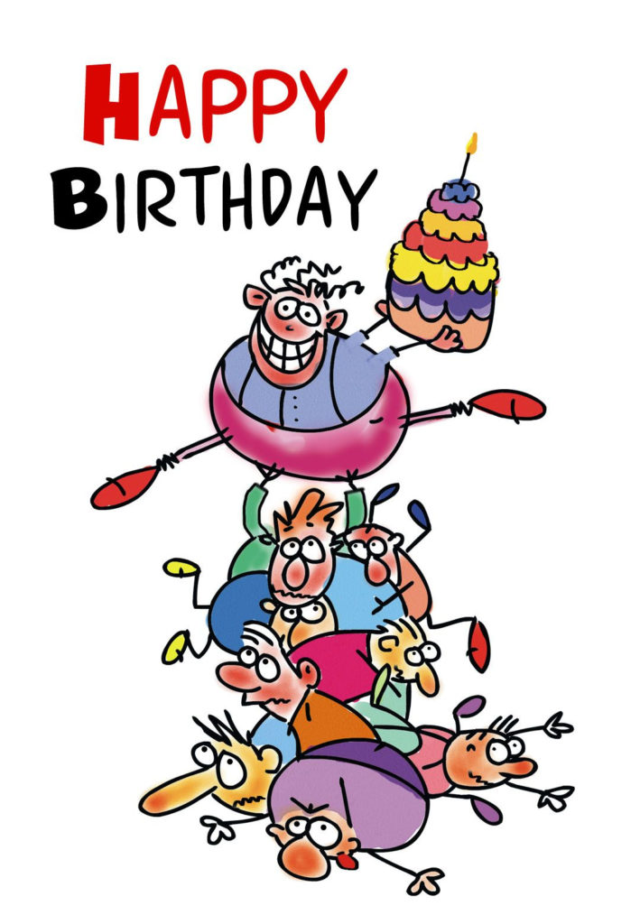 Funny Birthday Free Birthday Card Greetings Island In