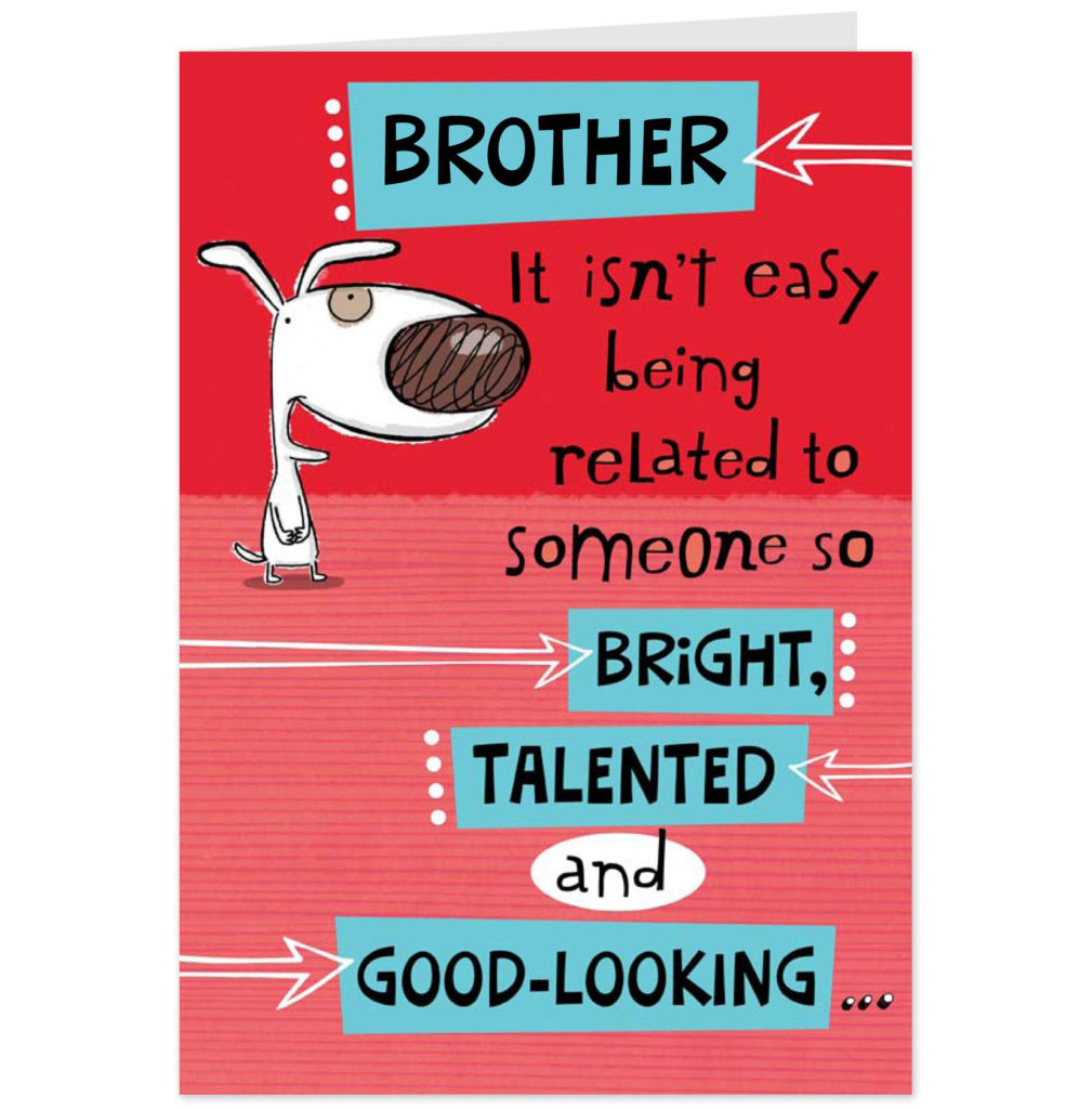 Funny Birthday Quotes For Little Brother QuotesGram