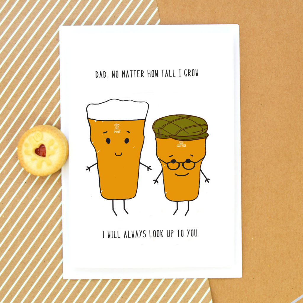 Funny Card For Dad Dad Birthday Card Father s Day Card