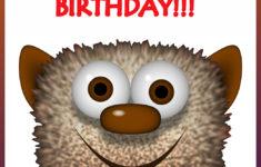Free Printable Funny Birthday Cards