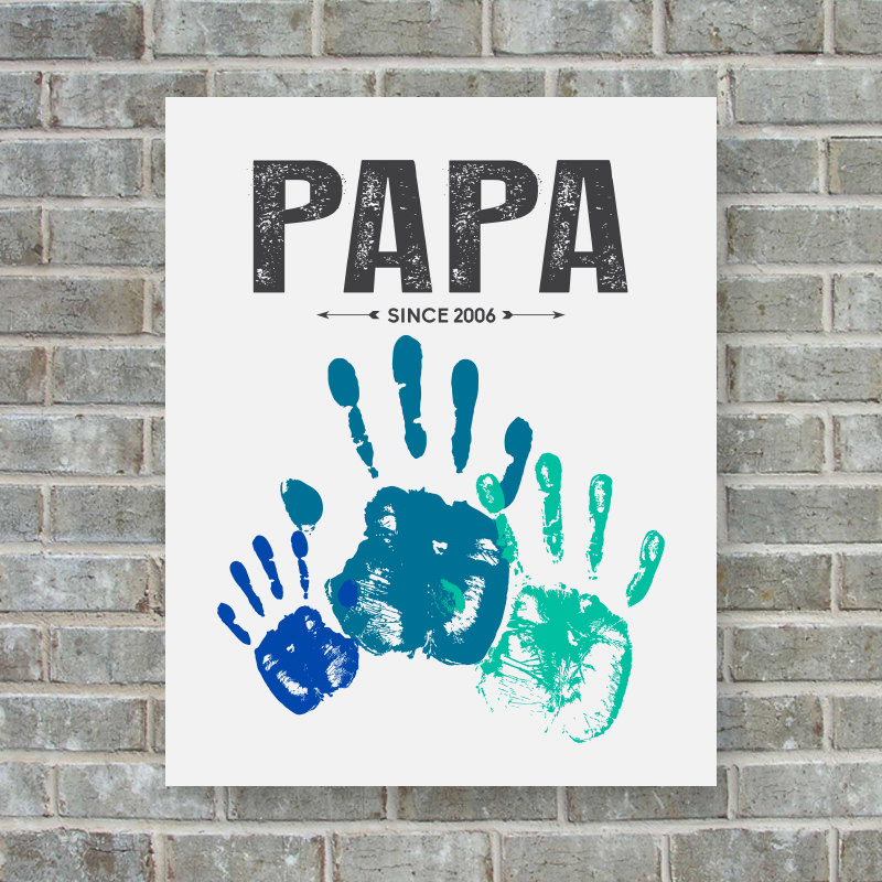GIFT FOR PAPA Father s Day Gift Printable Gift For
