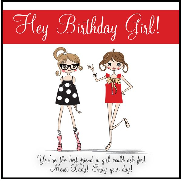 Hey Birthday Girl Free Printable And Gift Idea With
