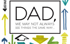 Printable Birthday Cards For Dad From Daughter
