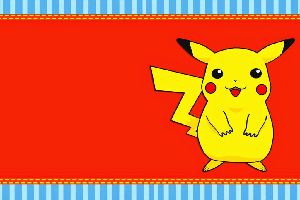 Pokemon Free Printable Invitations Oh My Fiesta For Geeks
