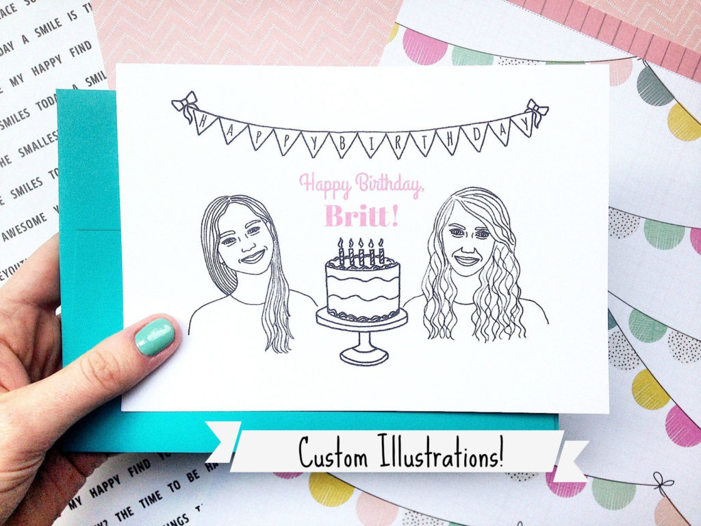 Printable Best Friend Birthday Card Printable Funny