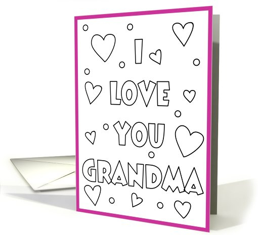 Printable Birthday Cards For Grandma Printable Cards