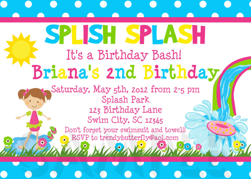 Printable Birthday Invitations 26 Coloring Kids