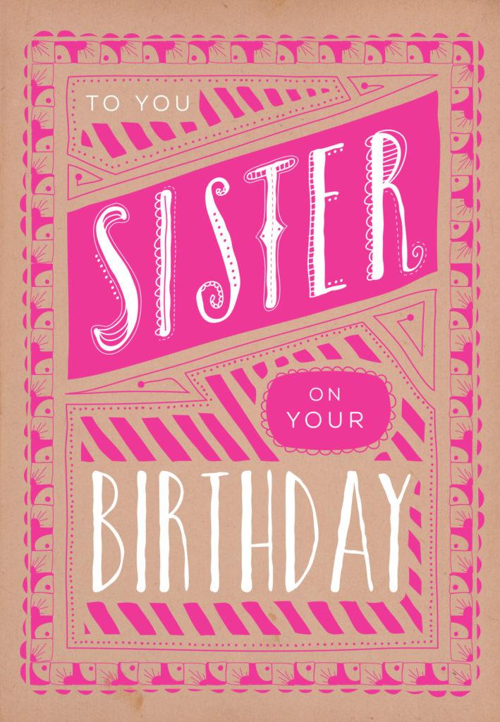 Retro Graphics Free Birthday Card Greetings Island