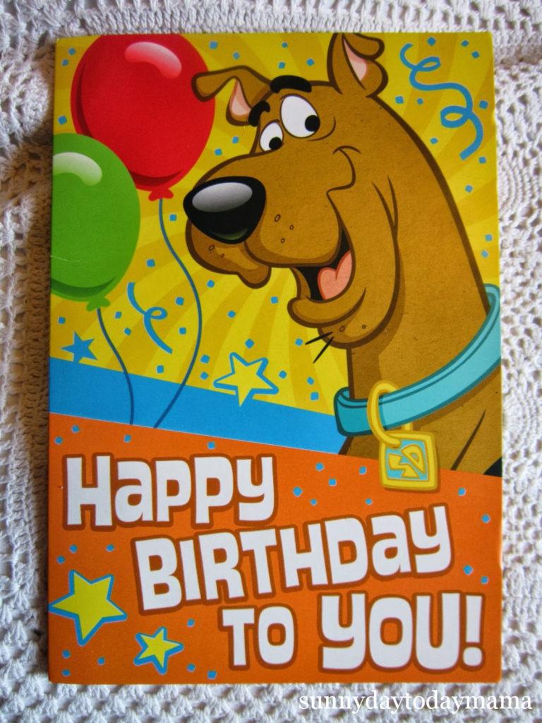 Scooby Doo Happy Birthday Quotes QuotesGram