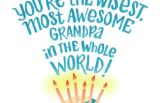Grandpa Birthday Card Printable
