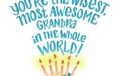 Printable Birthday Cards Grandpa