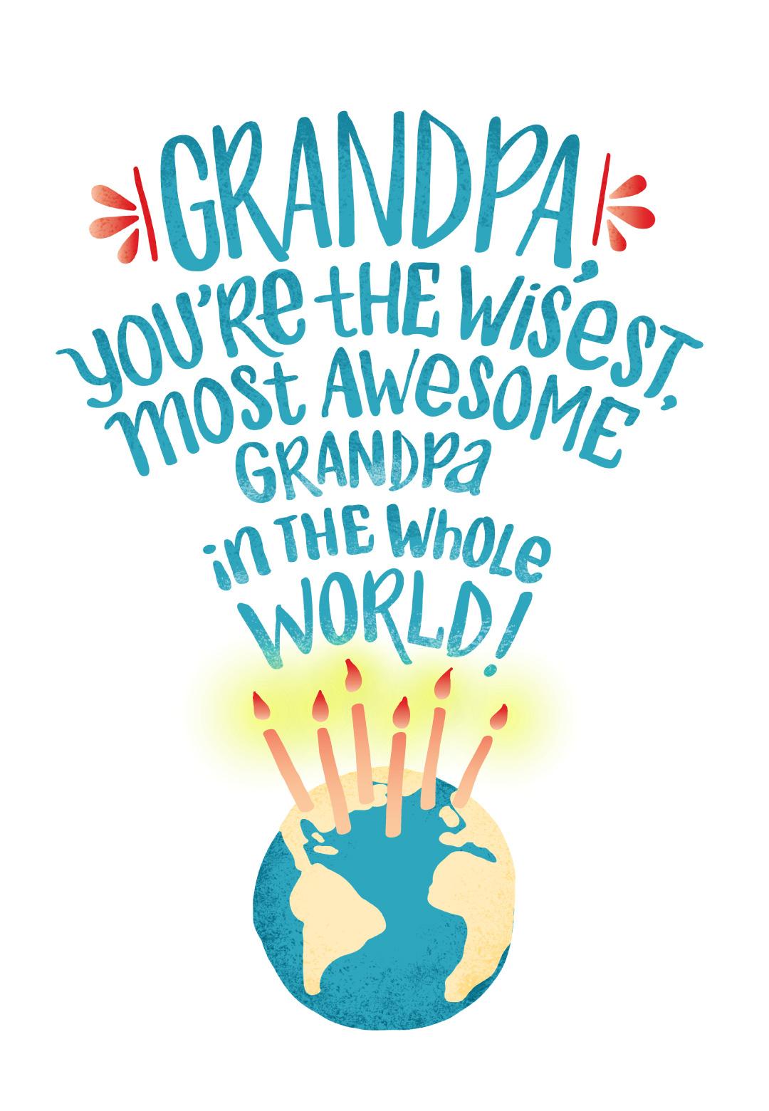 Free Printable Birthday Cards For Papa | Printable ...