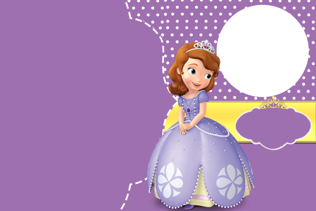 Sofia The First Free Printable Invitations Oh My Fiesta